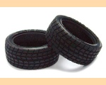 Opony Tamiya #50419 Tamiya RC Racing Radial Tire Set - (1pr)